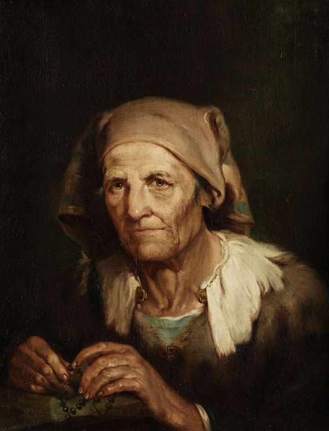 779px-Giuseppe_Nogari_(attr)_Bildnis_einer_alten_Frau