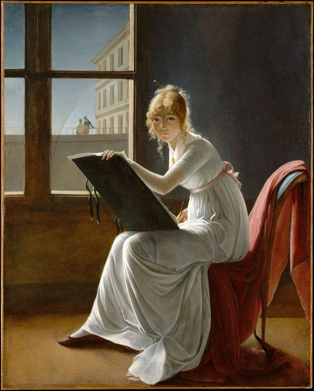 Villers_Young_Woman_Drawing