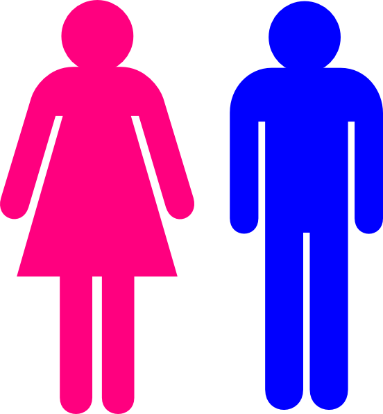 Symbol Male And Female Clip Art At Clker Com Vector Clip Art Online